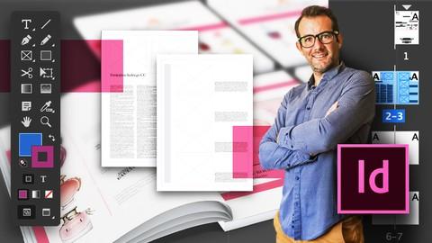 Indesign CC - Créez vos plaquettes, catalogues et CV