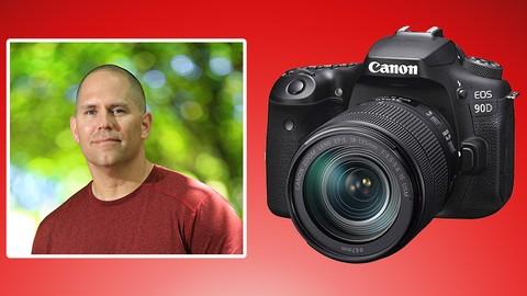 Canon 90D Crash Course Training