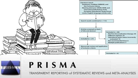 Systematic Literature Search and Review [PRISMA Guidelines]