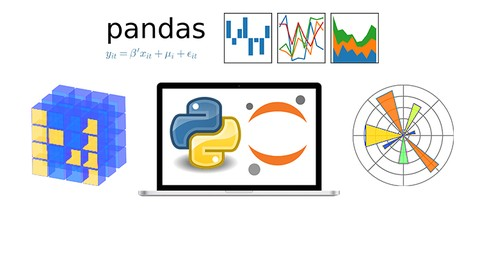 Python and Pandas Data Science and Visualization