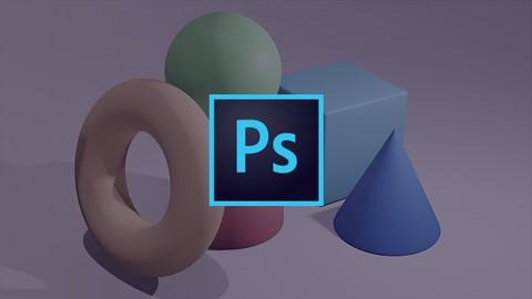 Kurs Photoshop  w grafice 3d