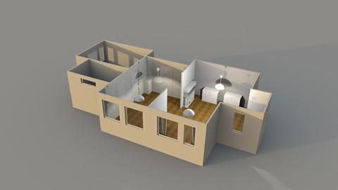 Kurs wizualizacja mieszkania w Sweet Home 3d