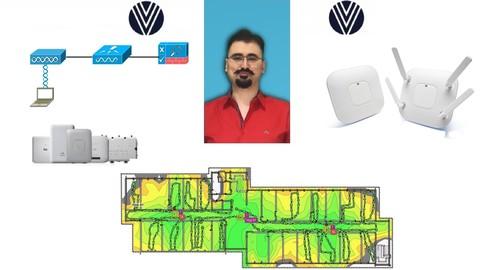 Cisco CCNP Enterprise ENWLSD 300-425 Course with Labs ENWLSD