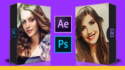 After Effects: Convert Photos to Amazing Painting Animations