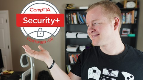 CompTIA Security+ (SY0-501) Certification Bootcamp
