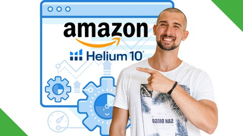 Amazon FBA SEO & Listing Optimization Course With Helium 10
