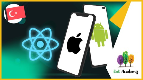 React Native: React Native IOS & Android Uygulama Geliştirme