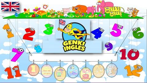 Inglés para Niños - Nivel 2 Brainy (Genki Inglés)