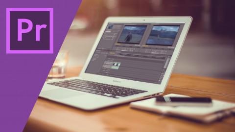 Complete Adobe Premiere Pro Video Editing Course!