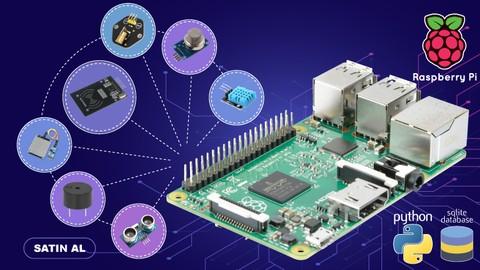Raspberry Pi: 18 Sensör, 9 Proje ile Kodlamaya Başla!