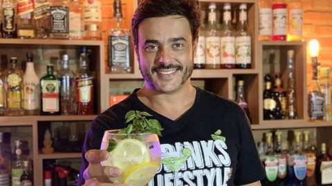 Curso de Bartender/Barman - Drinks & Coquetéis Lite