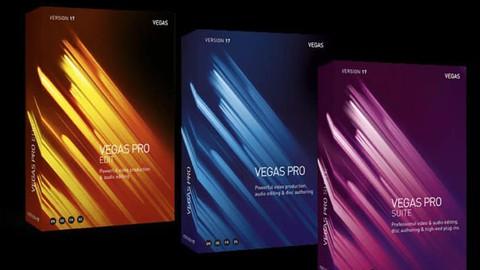 Sifirdan Vegas Pro 16 Dersleri ile Uzmanliga