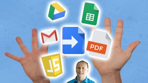 Google Apps Script Beginners Guide PDF uploader Project App