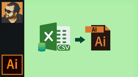 How to Use Dynamic Data with Variables in illustrator