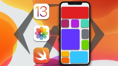 iOS 13 et Swift: PhotoKit et le CompositionalLayout