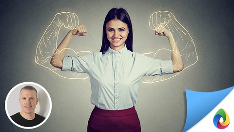 The Ultimate Confidence Course: claim your inner power