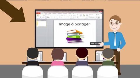 Transformer un projecteur en un tableau interactif