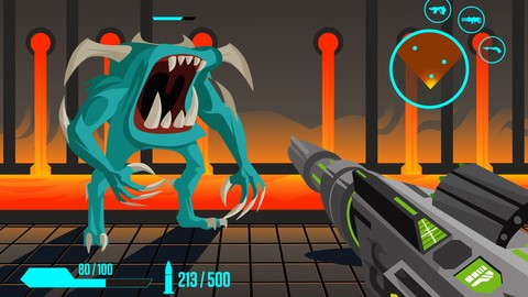 Complete Gun Skills course for First Person Shooter Players