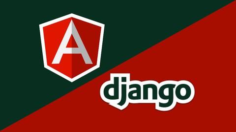 Aplicação web completa integrando Django e Angular Framework