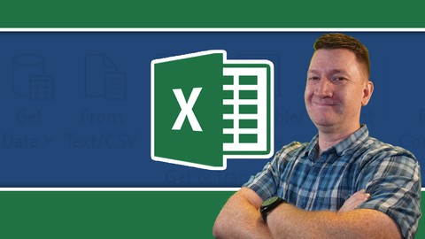 Microsoft Excel - Data Analytics Power Query and PivotTables