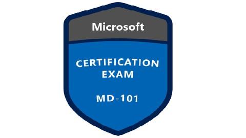 MD-101 Managing Modern Desktops practice exams