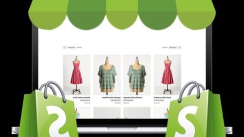 criar loja com Shopify