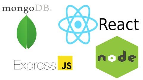 Crea una aplicación web con React, MongoDB, Express y Nodejs