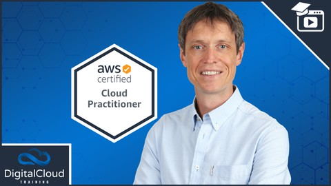 AWS Certified Cloud Practitioner - Complete Course NEW 2021