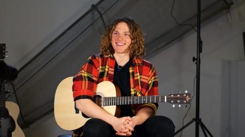 Gitarren Masterclass 2.0 - Gitarre lernen für Einsteiger