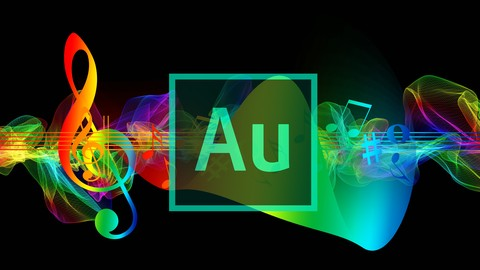 Adobe Audition CC 2019-2020 Beginners Mastery Course