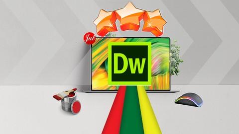 Desain Website dengan Adobe Dreamweaver