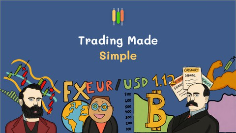 Trading Made Simple - Stocks, Forex, Cryptocurrency & More!