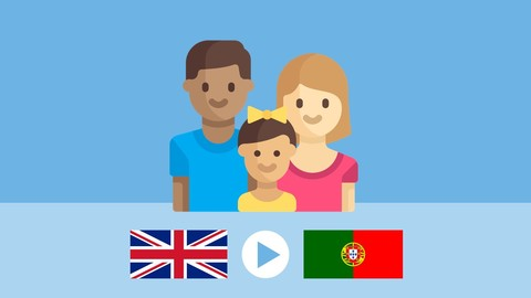 FAMILY | European Portuguese Vocabulary - Course 1