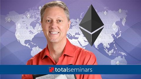TOTAL:  Building an Ethereum Blockchain App.