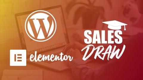Sales Draw Construindo sites e paginas de vendas Wordpress