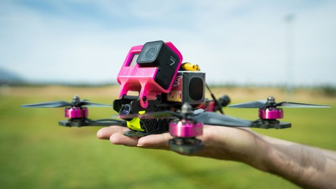 Build the ultimate FPV cinematic drone