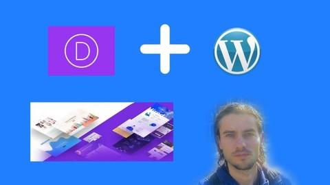Divi créer un site Wordpress personnalisé sans coder