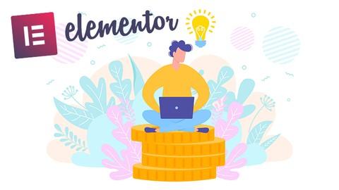 Elementorの使い方 (HTML・CSSの知識不要!オシャレで反応がとれるLP&セールスレターを自分で作る方法)