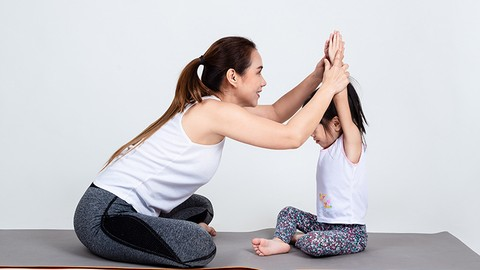 Kids Yoga Teacher Training Certificate Course for ages 2-5