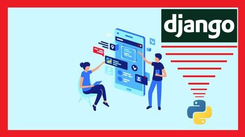 Django: Crea Aplicaciones web Profesionales