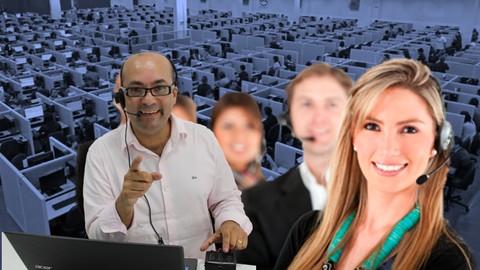 TELEMARKETING - Formação em Telemarketing e Call Center