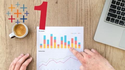 Tableau Desktop para Iniciantes - Business Intelligence