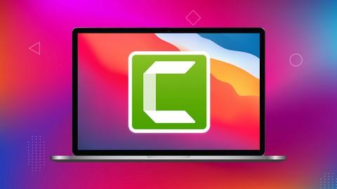 Camtasia 2019录屏微课短视频制作入门到实战,开发在线课程、制作剪辑短视频、打造知识付费内容必备工具
