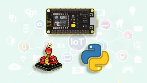 MicroPython Mega Course: Build IoT with Sensors and ESP8266