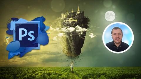 Baştan Sona Uygulamalı Photoshop CC Eğitimi