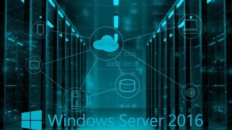 Windows Server 2016 Adım Adım Network ve Sistem Yöneticiliği