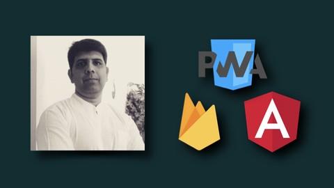 Learn Angular by building a Progressive Web App (PWA)