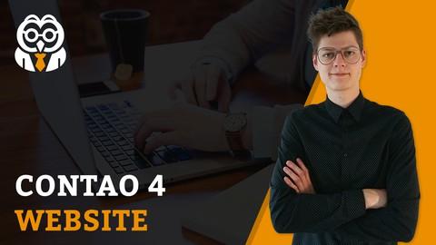 Contao 4   Erstelle deine eigene Homepage   für Anfänger