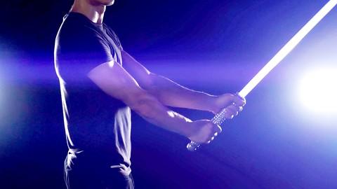Light Saber Duel by LudoSport - Master Form 1 (Sub. Eng)