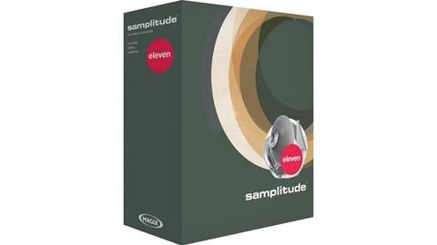 تعلم الهندسة الصوتية على برنامج السامبل تيود  Samplitude 11